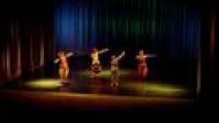 Jatiswaram - bharatanatyam dance