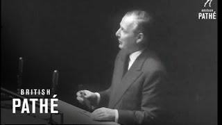 Selwyn Lloyd's Speech At United Nations  (1958)