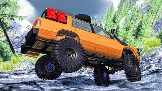 Off Road Crashes & Fails #17 – BeamNG Drive | CrashBoomPunk