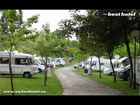 Parque De Campismo Quinta Do Rebentão - Camping Parks In Chaves Portugal