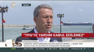 Milli Savunma Bakanı Akar'dan bedelli açıklaması