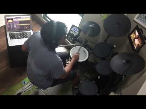 Angel - drum cover by: Rico Salvador