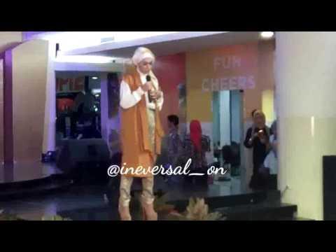 Indah Nevertari - Jalan Cinta ( Sherina Munaf Ost AyatAyatCinta ) at RevoTown Mall Bekasi