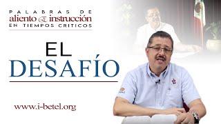 Palabras de Aliento e Instrucción en Tiempos Críticos- Pastor Enoch Gutiérrez Lozano