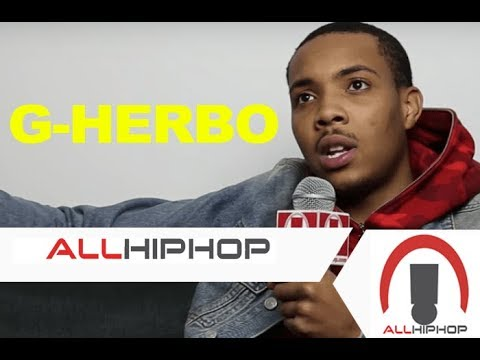 """G-Herbo Talks Mumble Rappers: """"I Could Never Fall In That Box"""""""