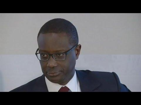 Credit Suisse CEO Tidjane Thiam was paid 18.9 million Swiss francs last year