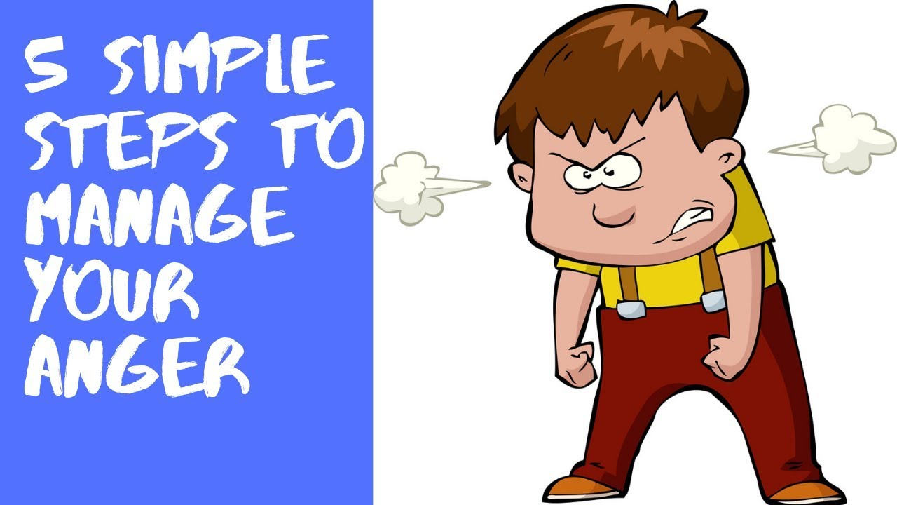 Anger Management For Kids And Adults Youtube