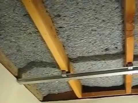 Ceiling Sound Proofing Youtube