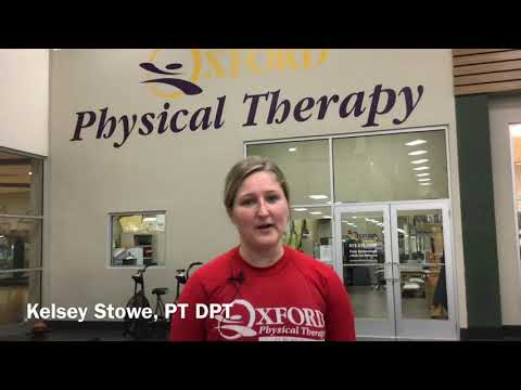 Aquatic Physical Therapy - Kelsey Stowe
