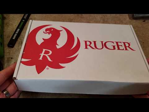 Ruger EC9S unboxing and planned mods!