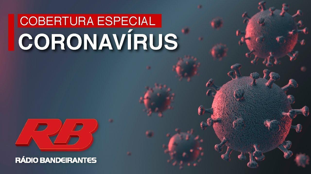 🔴 Últimas Notícias Sobre O Coronavírus – 06/04/2020 – AO VIVO