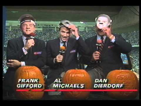 "ABC Sports ""Monday Night Football"" All My Rowdy Friends ..."