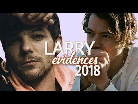 Larry evidences 2018 part 8♡