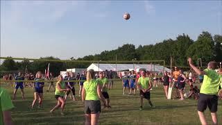 Promotie video voor Volleybalweek Lemelerveld
