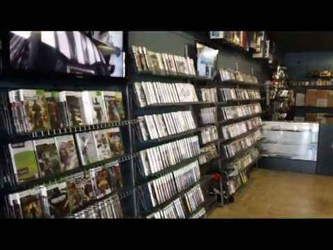 Fallout Games Store Tour in Tempe Arizona August 2012