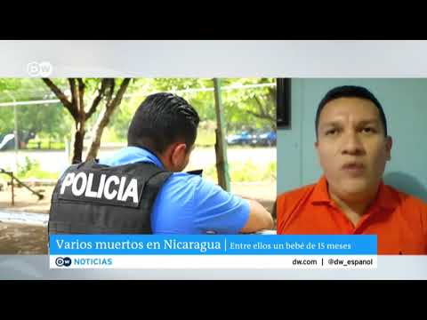 Varios muertos en Nicaragua
