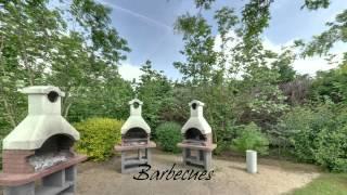Visite virtuelle Camping Les Charmes