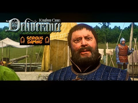 Kingdom Come: Deliverance - Let's Play Part 48: Brian Blessed, Chief Engineer