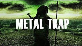 "Metal Rap Beat ""Metal Trap"" [Celtic Fantasy Heavy Metal Trap Instrumental 2018"