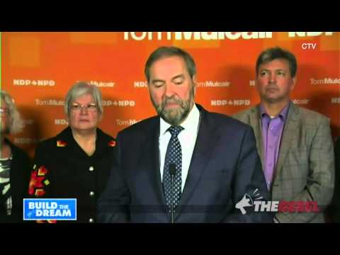 Don't listen to Media Party: Canadians are united -- not divided -- on niqab, citizenship