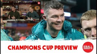 Muster's home comforts, Ulster's mission, Leinster's procession | Champions Cup Alan Quinlan