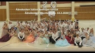 Äänekosken Lukion Vanhojen tanssit 2020