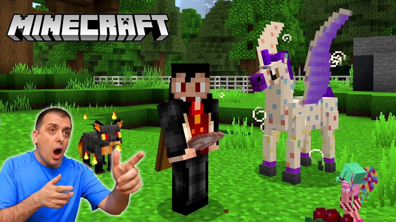 Download En busca del UNICORNIO de Minecraft ¿Me ayudas? EN VIVO