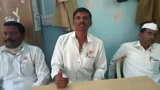Farmers, reaction on sadabhau khot