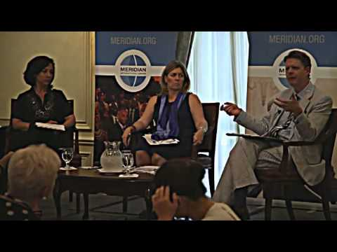 The Changing Middle East & Implications for Women and Girls - Meridian Int'l Center