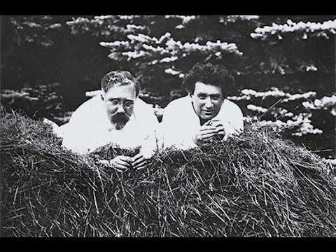 """1927 год. Каменев и Зиновьев """"Исторические хроники"""" История России."""