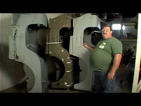Jeep Willys For Sale >> WWII Jeep Bodies - YouTube