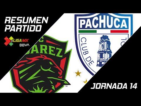 Resumen   Juárez 3 - 4 Pachuca   eLiga MX - Clausura 2020 - Jornada 14   LIGA BBVA MX
