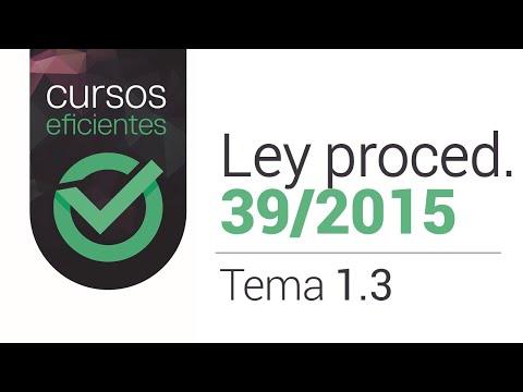 objeto-de-la-ley-39/2015-del-procedimiento-administrativo-común-de-las-administraciones-públicas