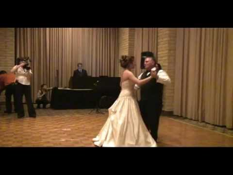 Incredible Father Daughter Wedding Reception Dance