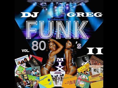 ✅  FUNK MIX 80's VOLUME 2