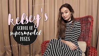 Kelsey Merritt's School of Supermodel Poses