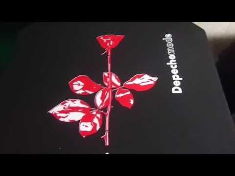 Depeche Mode Remera / T- Shirt Depeche Mode