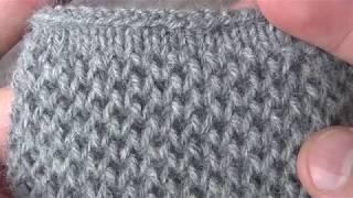 Уроки вязания для начинающих: Узор
