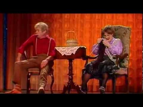 Rolf Herricht & Helga Hahnemann - Gespräch zu Weihnachten 1979