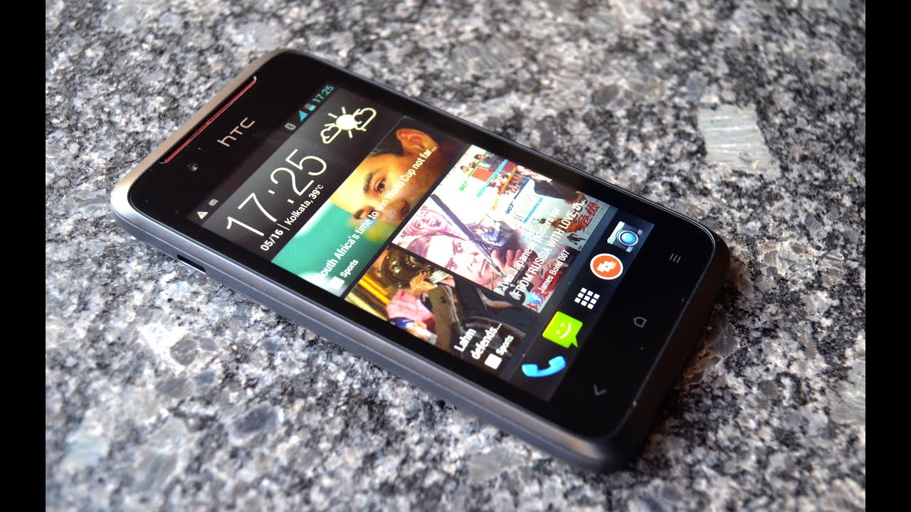 HTC Desire 600 разборка, сборка, ремонт - YouTube