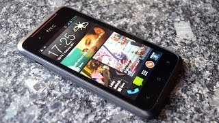 HTC Desire 210 Dual Sim Hands On Review!