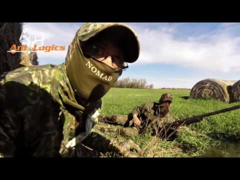 UP CLOSE AND PERSONAL- NEBRASKA TURKEY HUNTING - ANI-LOGICS OUTDOORS