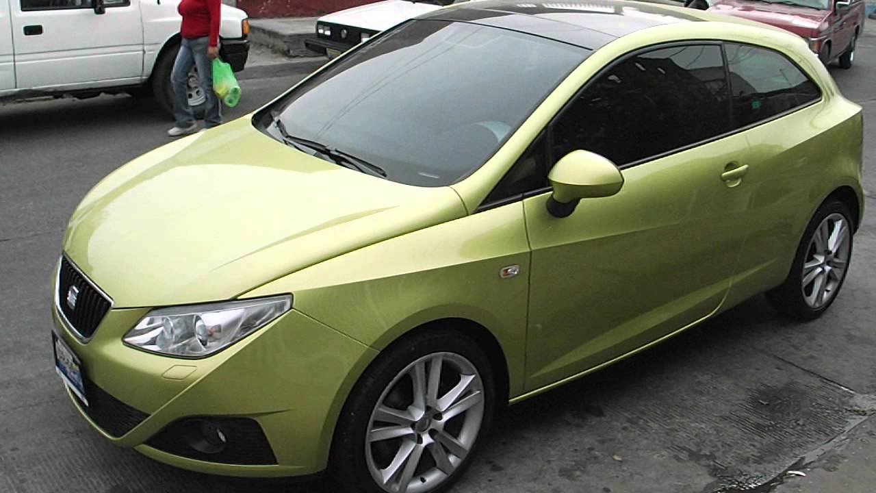 seat ibiza sport coupe 2009 youtube. Black Bedroom Furniture Sets. Home Design Ideas
