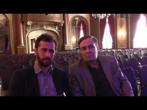 Stefan Leonhardsberger und Martin Schmid im Interview