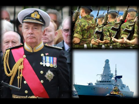 A Simple Question: Top commander warns Britain is not ready for war