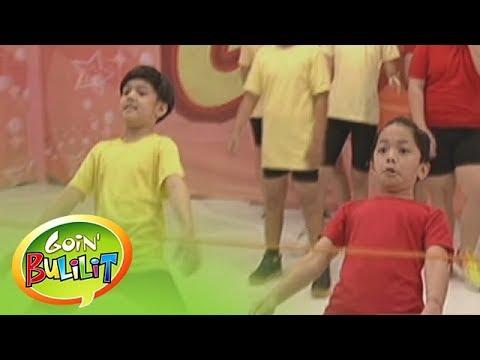 Goin Bulilit: Bulilit Kids play Buli-limbo Rock