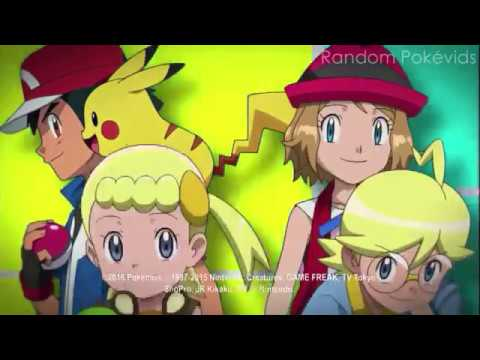 "Pokemon the Series: XYZ Trailer/Fan-Made Opening (""Stand Tall"" Full Theme Song)"