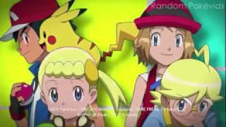 pokemon the series: xyz trailer/fan-made opening (