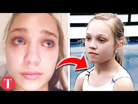 Maddie Ziegler Sad Struggle Growing Up A Hollywood Star