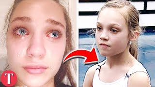 Maddie Ziegler Sad Struggle Growing Up A Hollywood Star